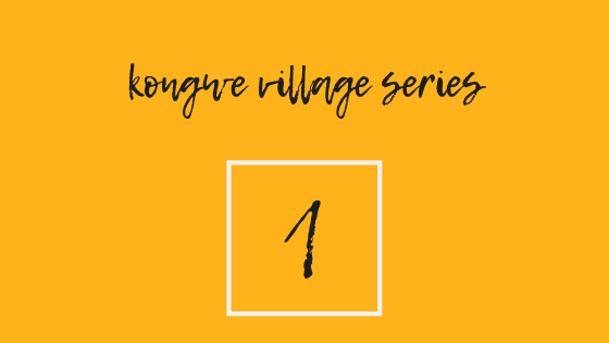 Kongwe Village One: Thoko and the Mango Tree